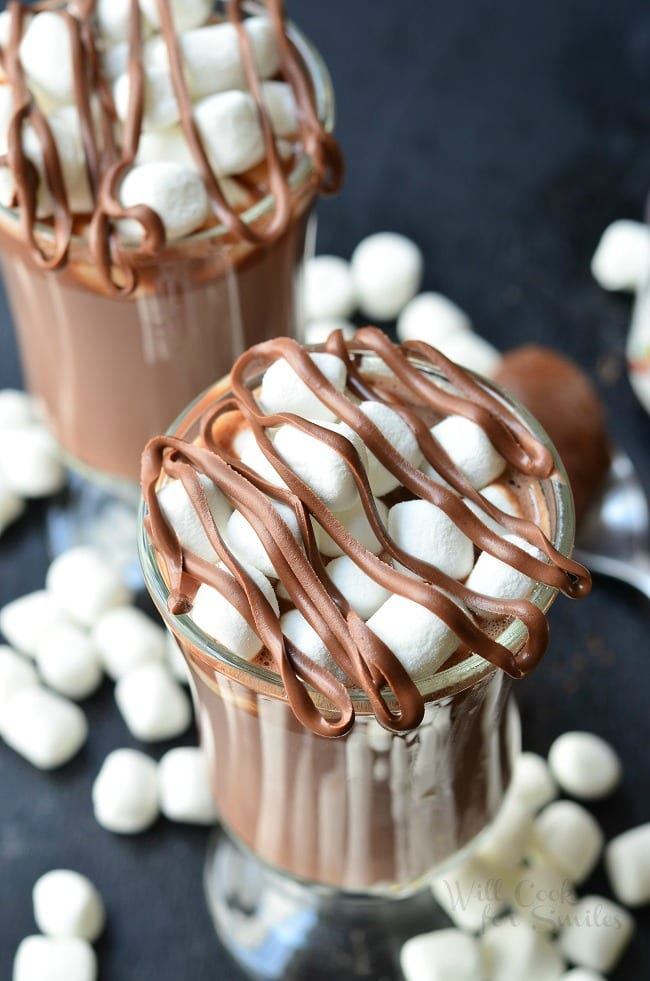 Spiked Nutella Hot Chocolate 3