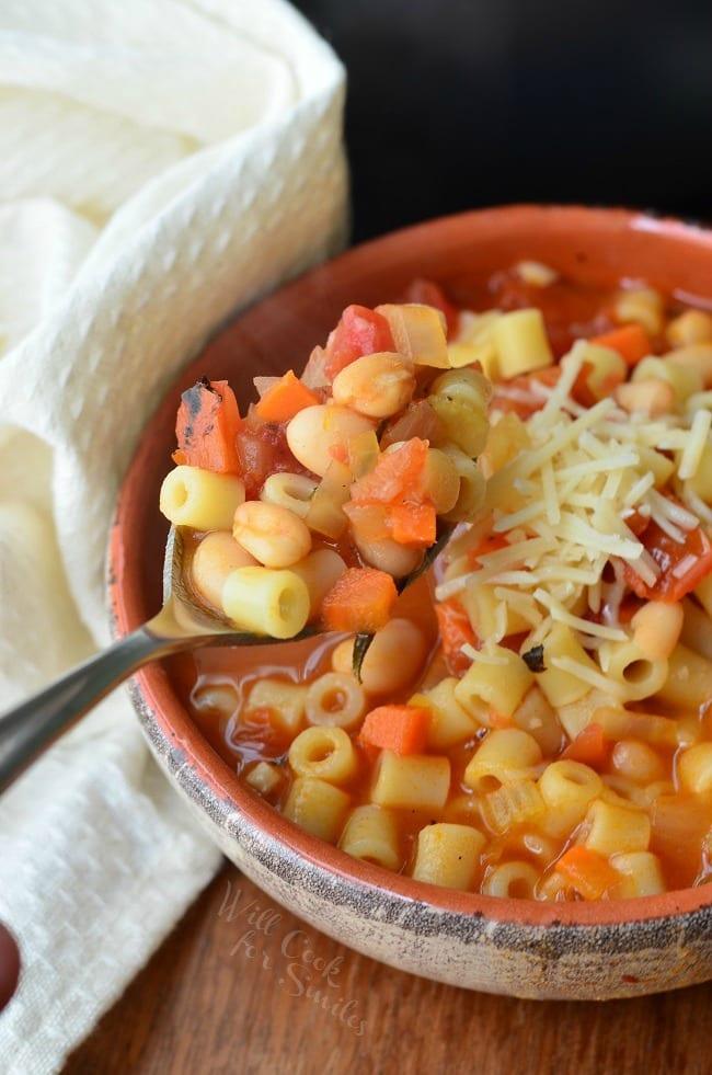 Pasta E Fagioli Soup 4