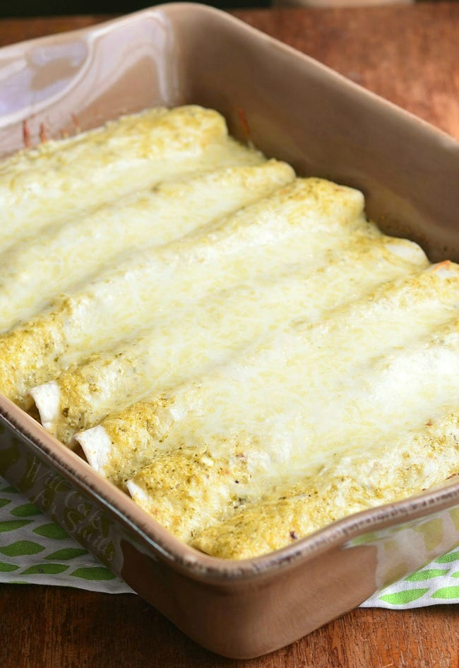 Beef Enchiladas Verde Will Cook For Smiles