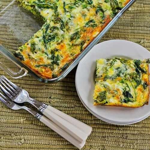 1-kale-mozzarella-egg-bake-500x500-kalynskitchen