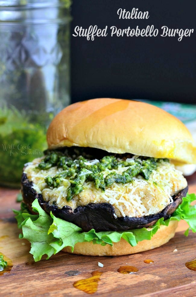 portobello mushroom burger recipes rachel ray