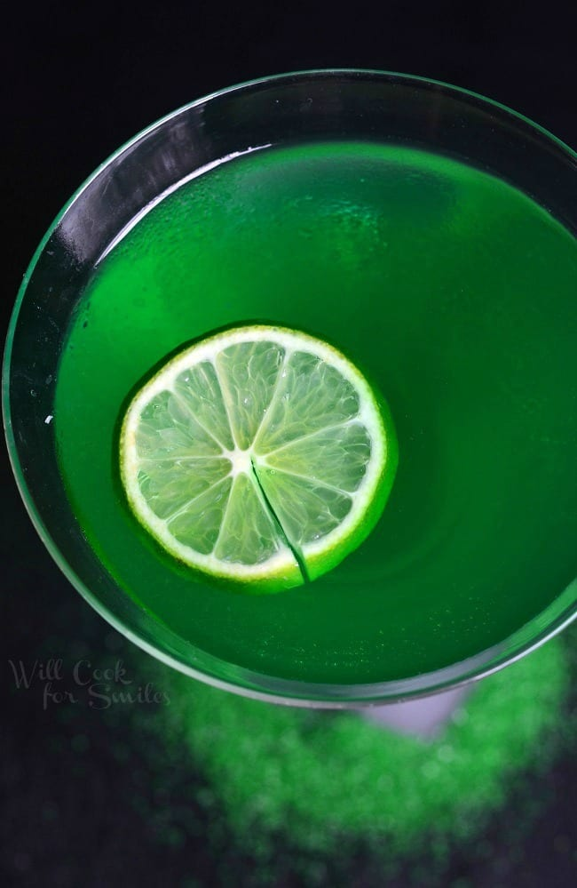 Lime Martini 4 from willcookforsmiles.com