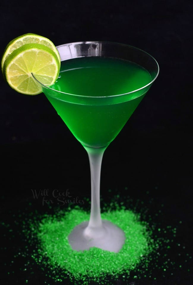 Lime Martini from willcookforsmiles.com