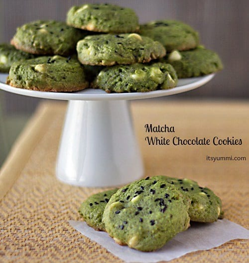 Green Goodness Collection {50 No Food Coloring Green Recipes} - Will ...