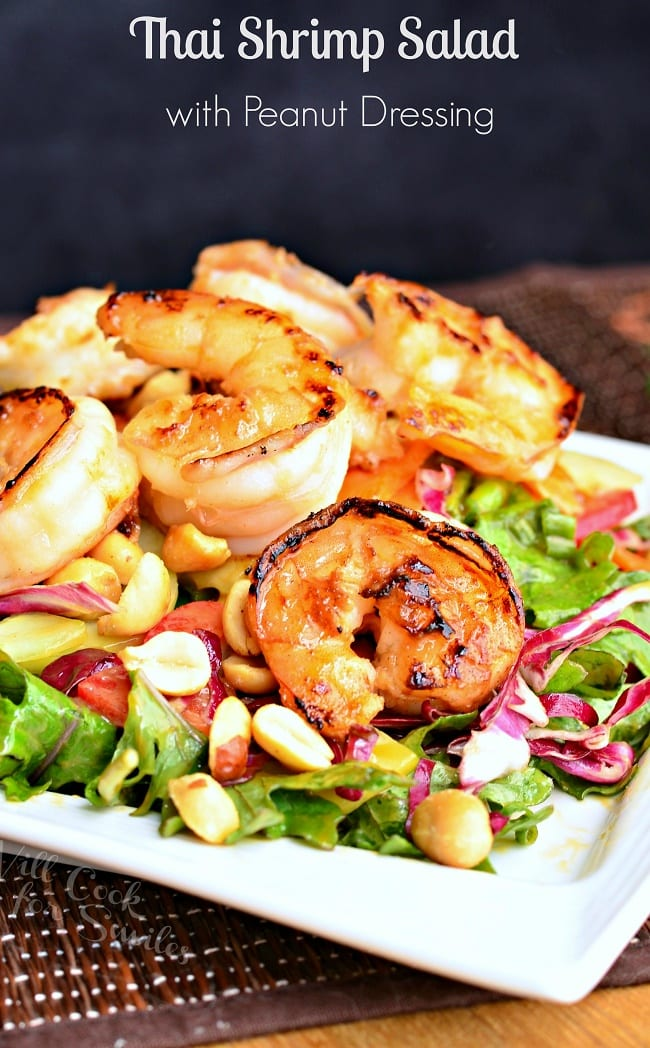 Thai Shrimp Salad Recipe — Dishmaps