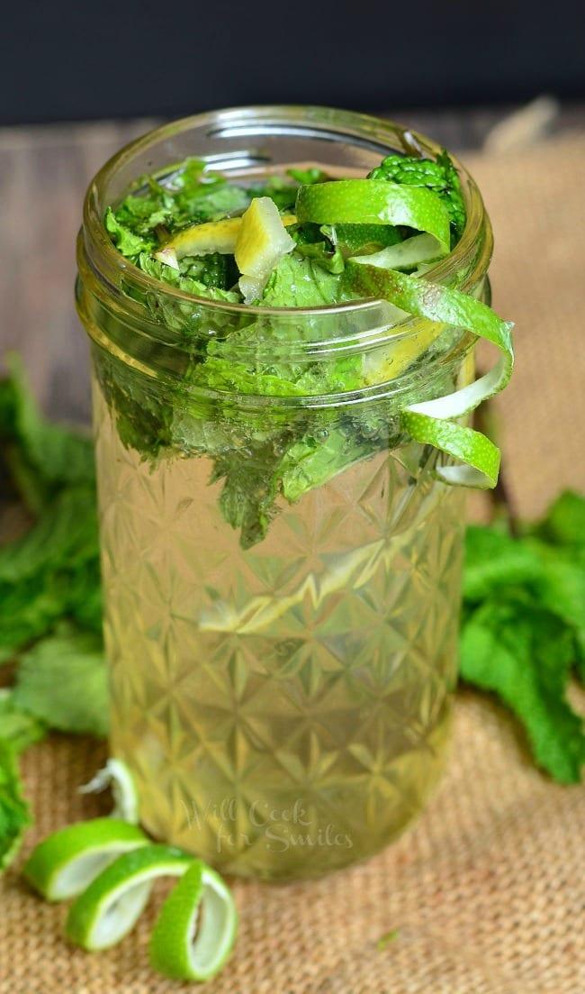Lemon Lime Mojito 2 from willcookforsmiles.com