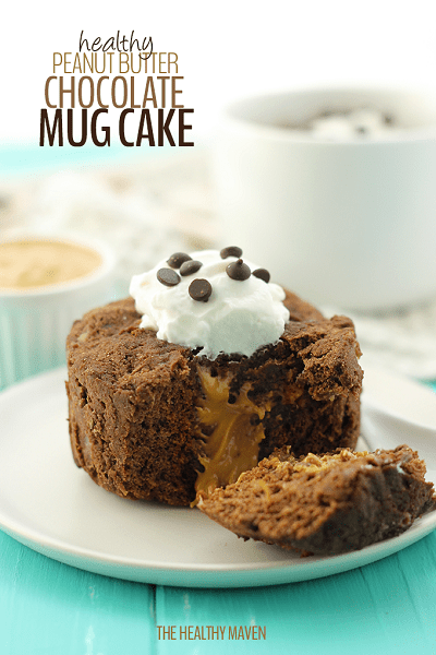 Peanut-Butter-Chocolate-Mug-Cake