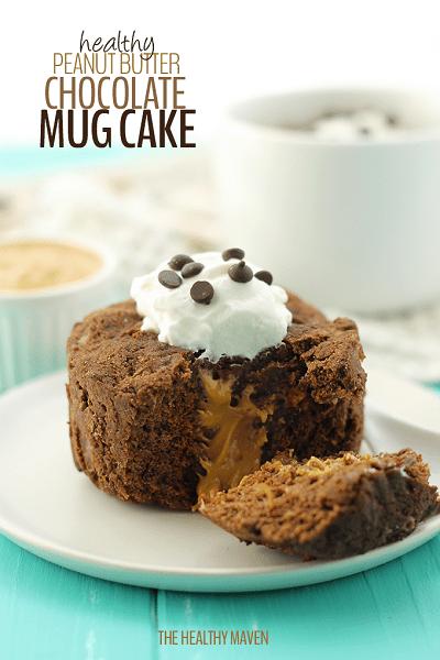 Peanut-Butter-Chocolate-Mug-Cake