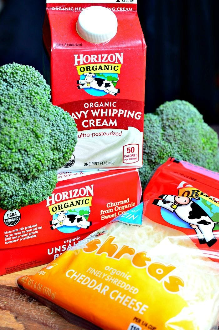 Broccoli Cheese Chicken (Horizon Organic)