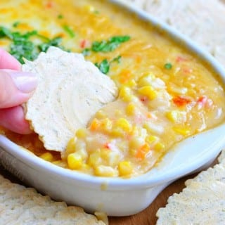 Corn Chowder Hot Dip