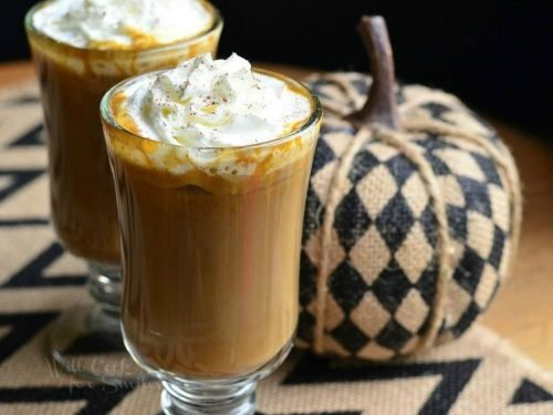 Pumpkin White Chocolate Mocha Latte Will Cook For Smiles