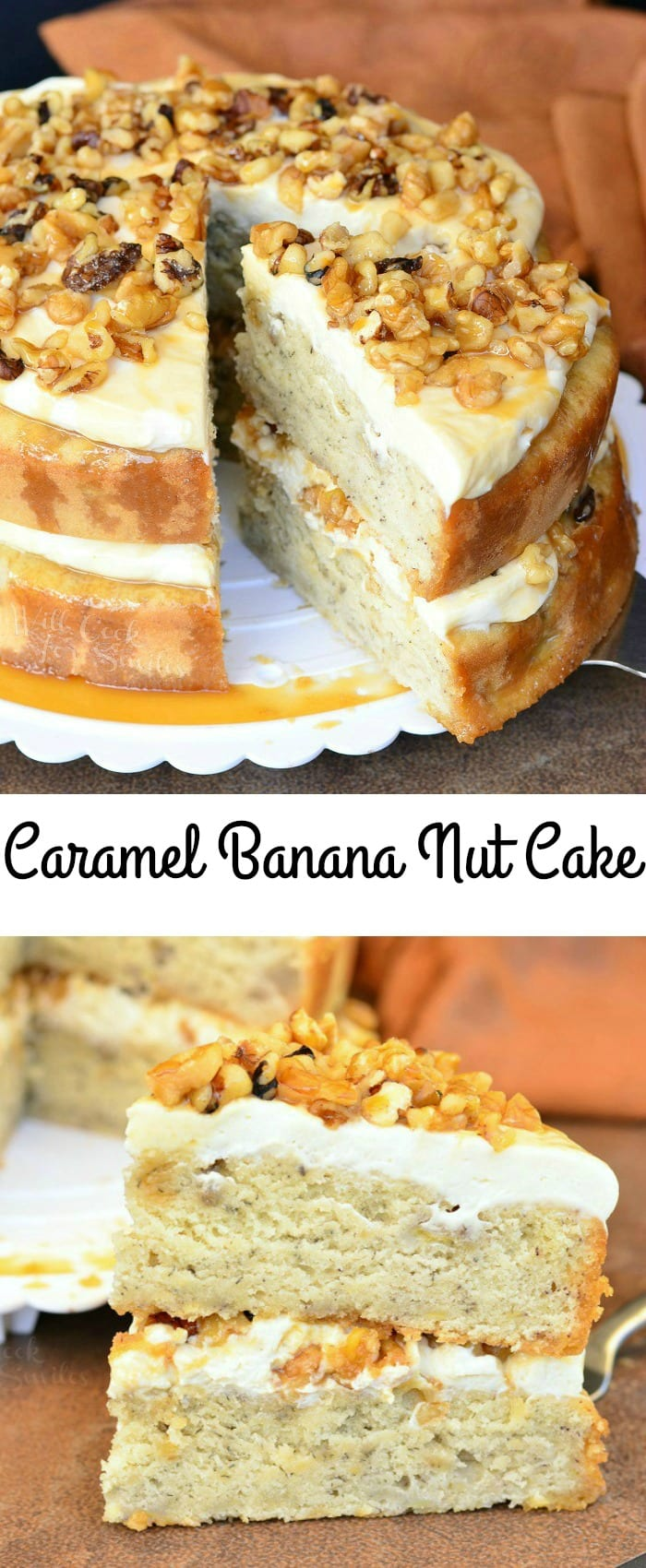 how to make nut cake