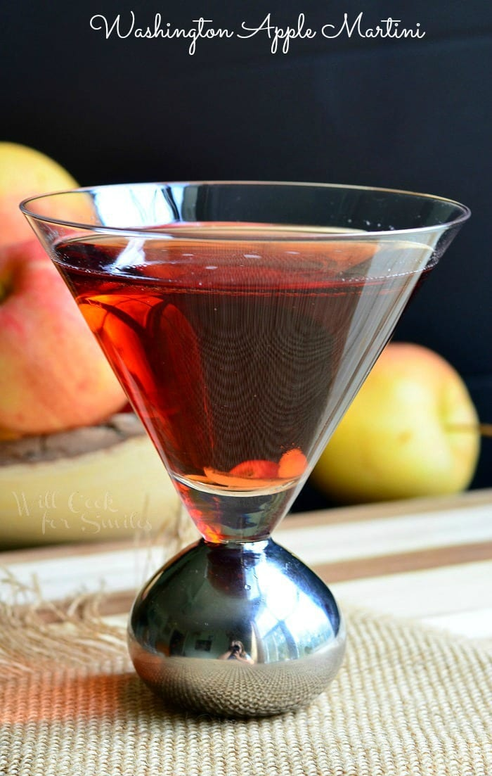 Washington apple martini will cook for smiles forumfinder Image collections