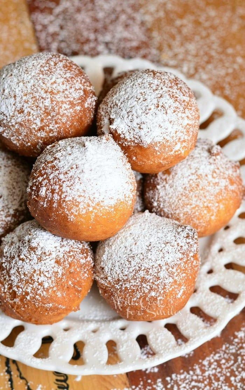 Easy Ricotta Doughnuts From Willcookforsmiles Com