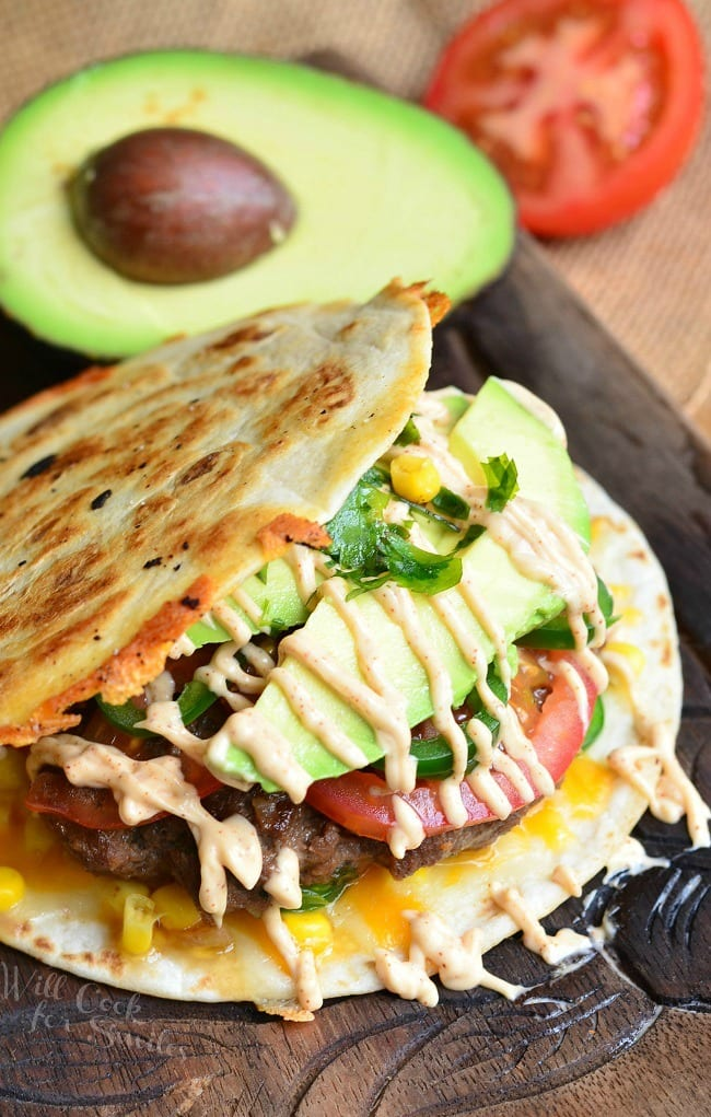 Quesadilla-Burger-1-from-willcookforsmiles.com_