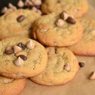 Cappuccino Cookies (Soft Cookies)