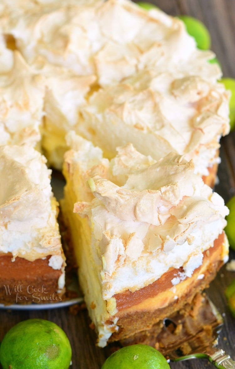 Key Lime Cheesecake Pie Recipe — Dishmaps