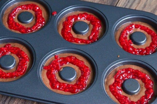 doughnut baking pan