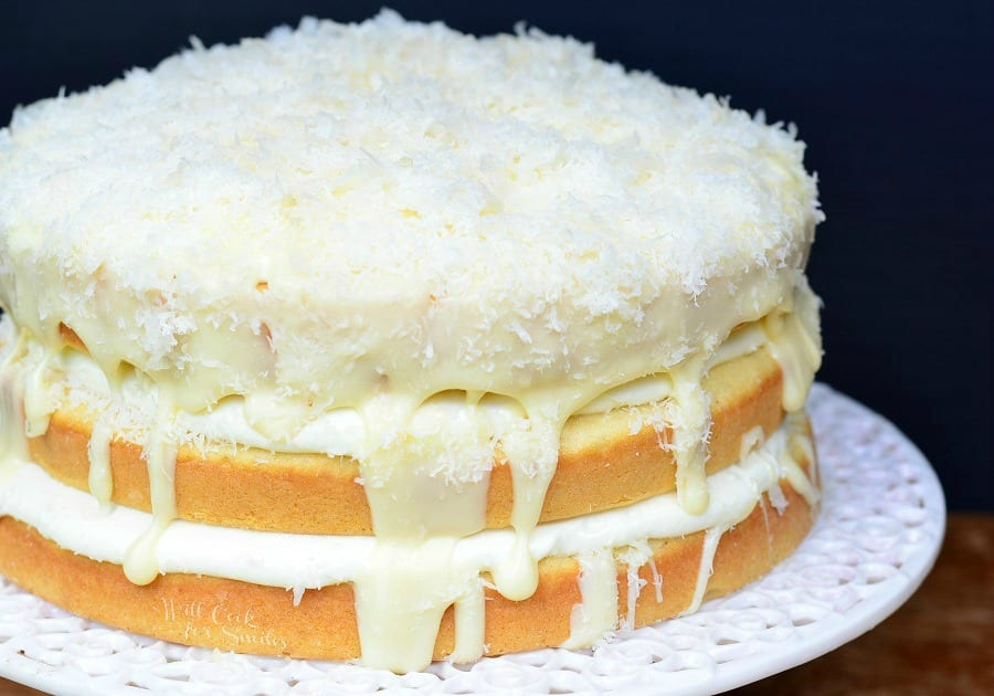 Cake Made With Coconut Flour