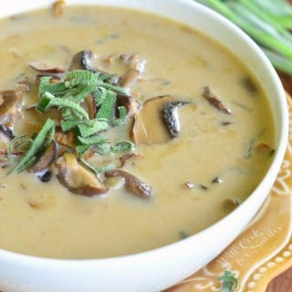 The Best Mushroom Soup