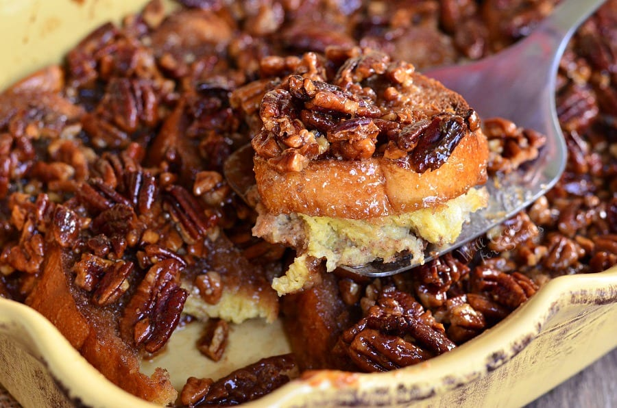 pecan-pie-french-toast-casserole-6