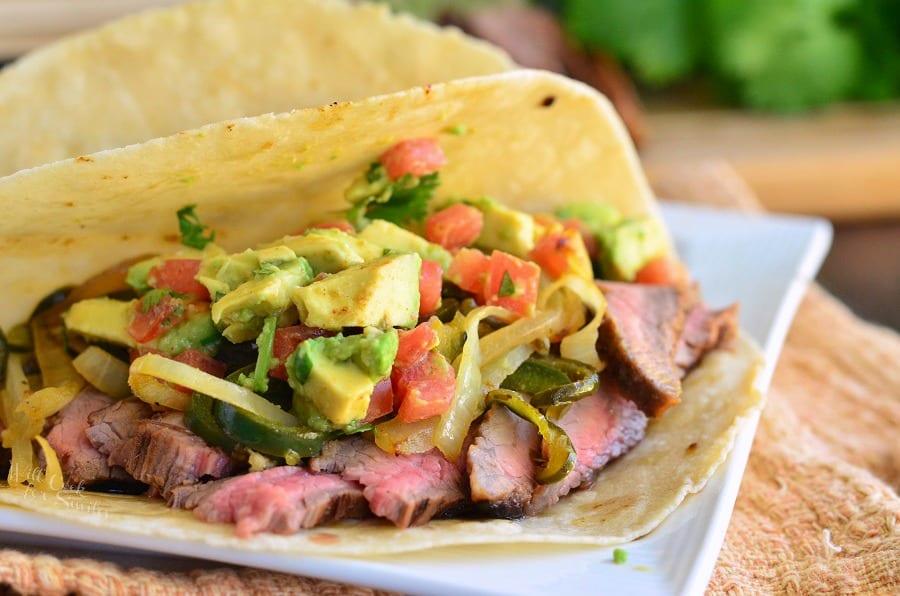 Carne Asada Tacos. from willcookforsmiles.com