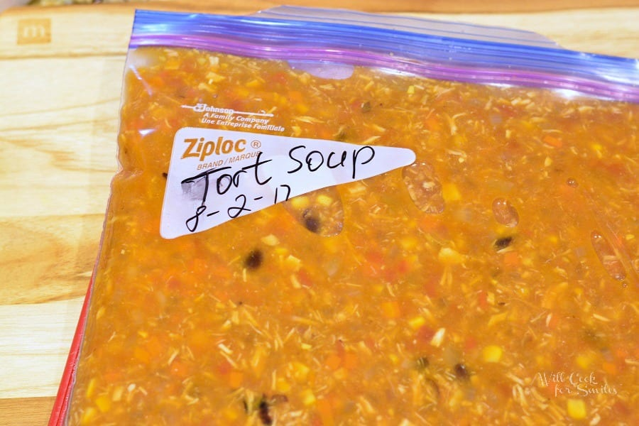 Freezer Meals for New and Busy Moms and Tips For Freezing Meals.