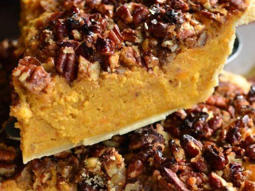 Pecan Crunch Sweet Potato Pie Will Cook For Smiles