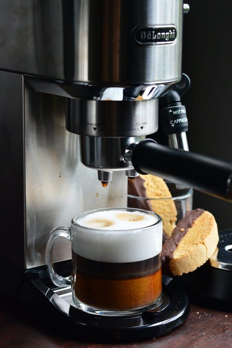 De'Longhi Dedica DeLuxe Manual Espresso Machine