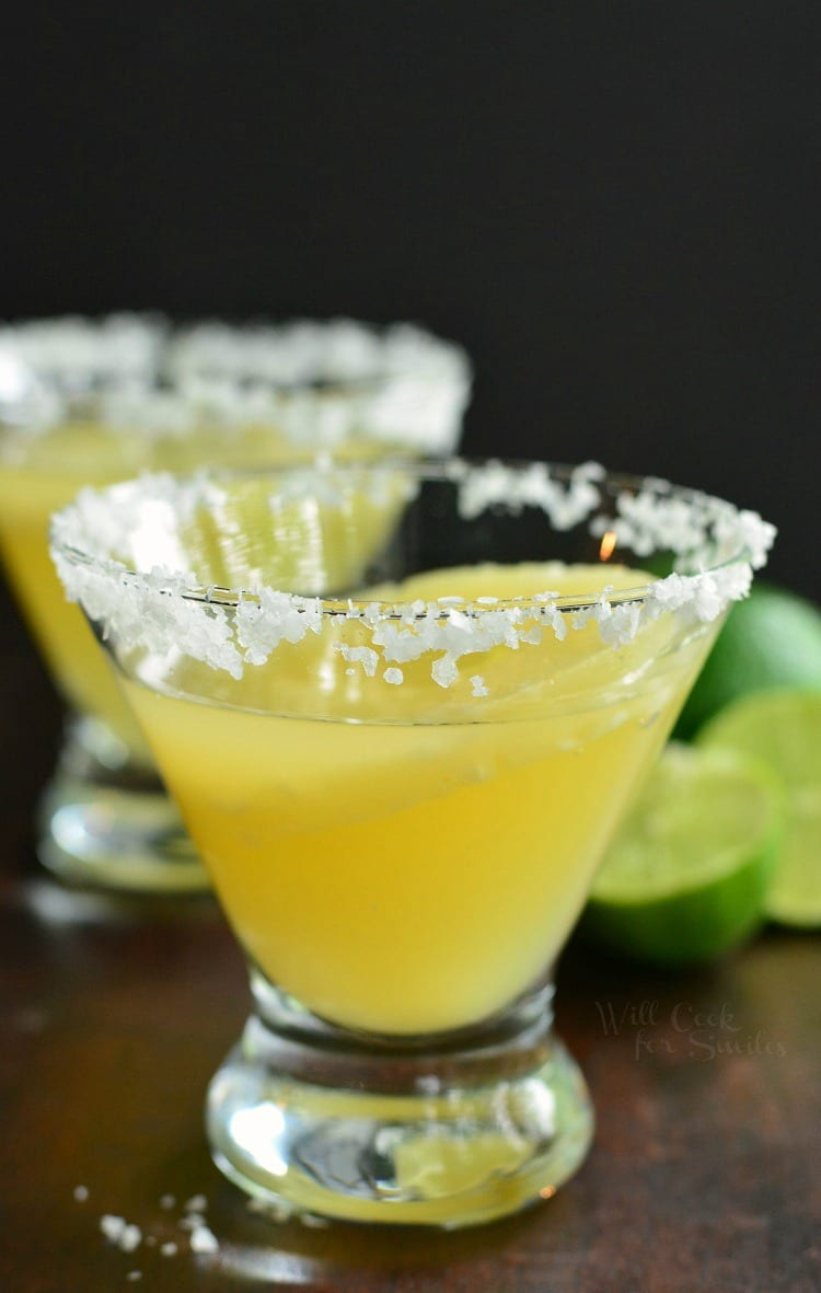 Brunch Cocktail: Pineapple Lime Margarita