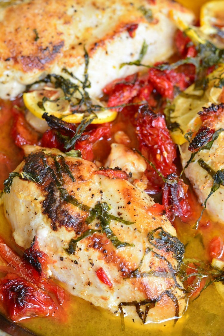 Sun Dried Tomato Baked Chicken Will Cook For Smiles
