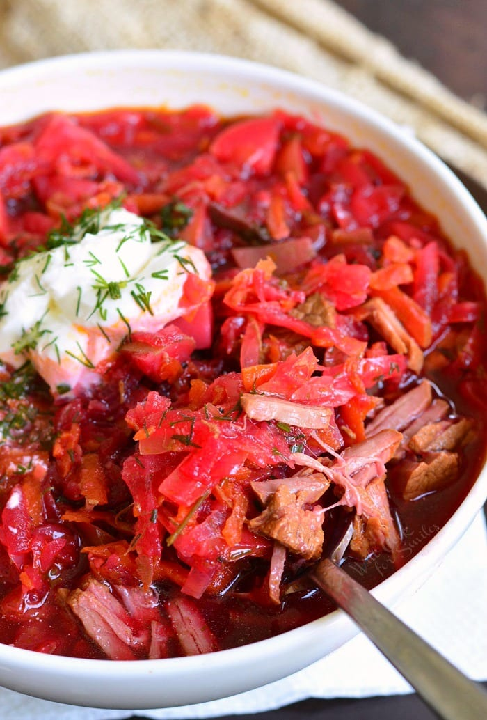 The Best Borscht Recipe Will Cook For Smiles