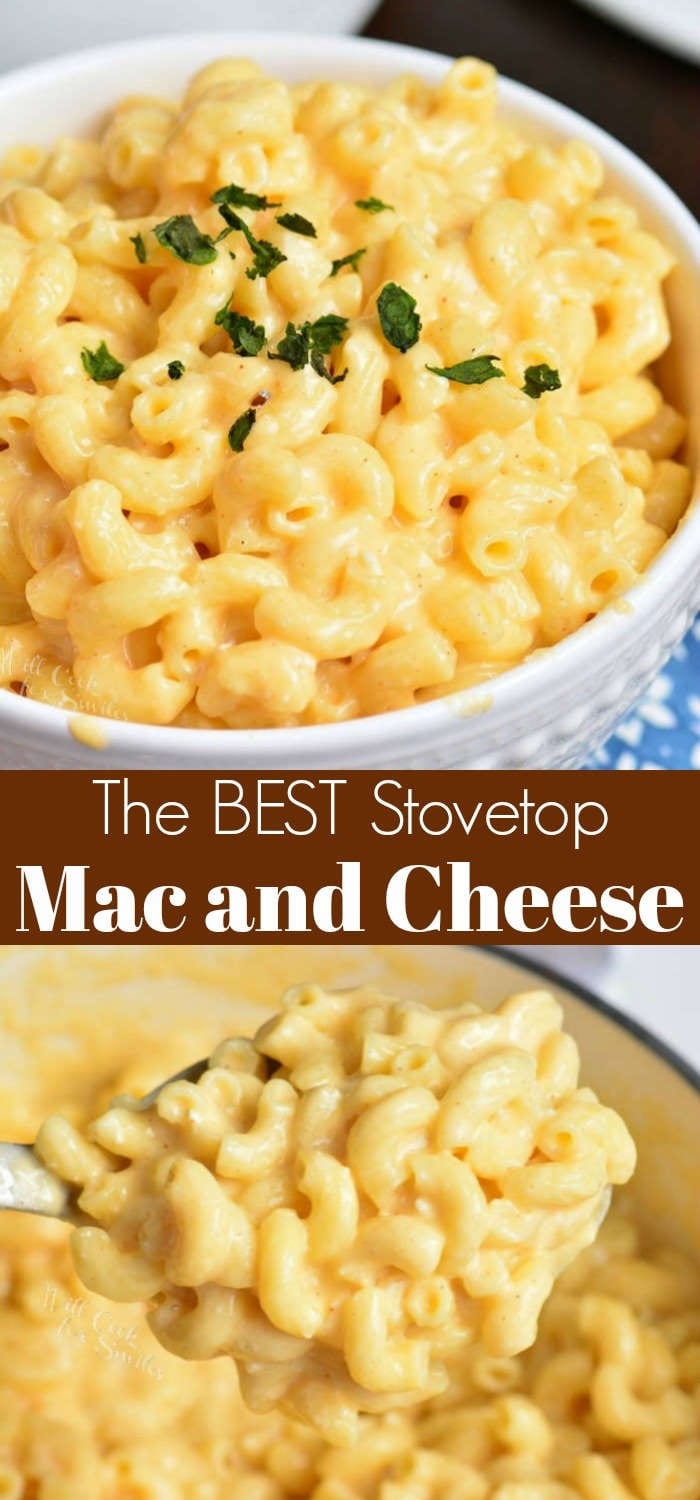 Easy Homemade Mac and Cheese - Will Cook For Smiles