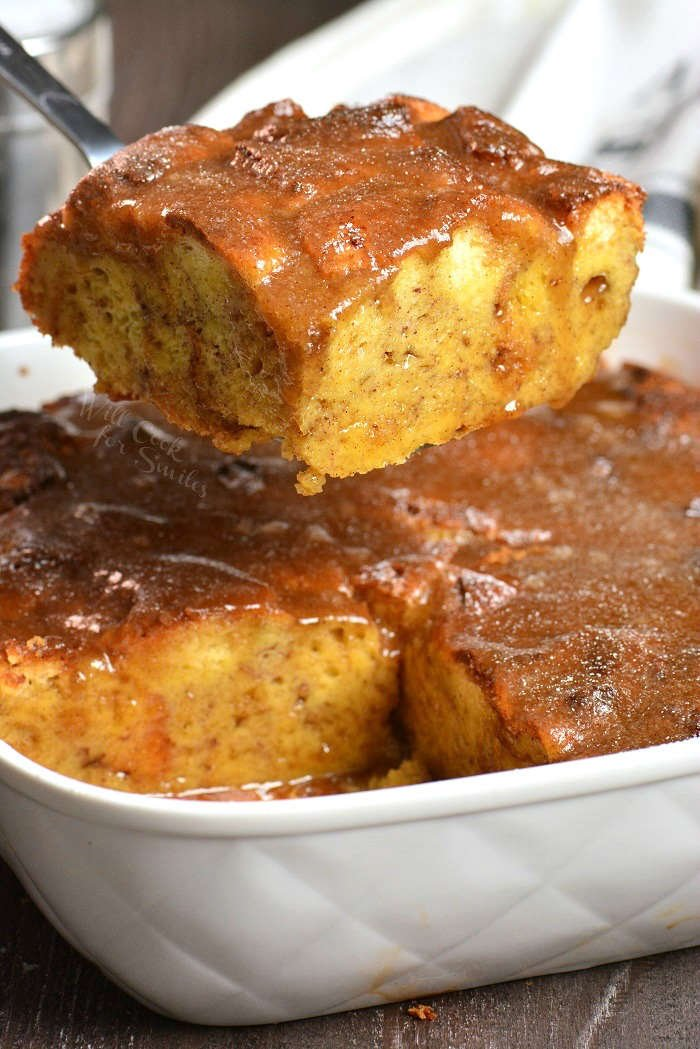 French Toast Casserole Will Cook For Smiles