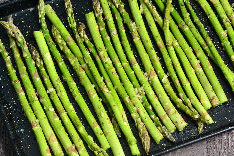 How to make roasted asparagus