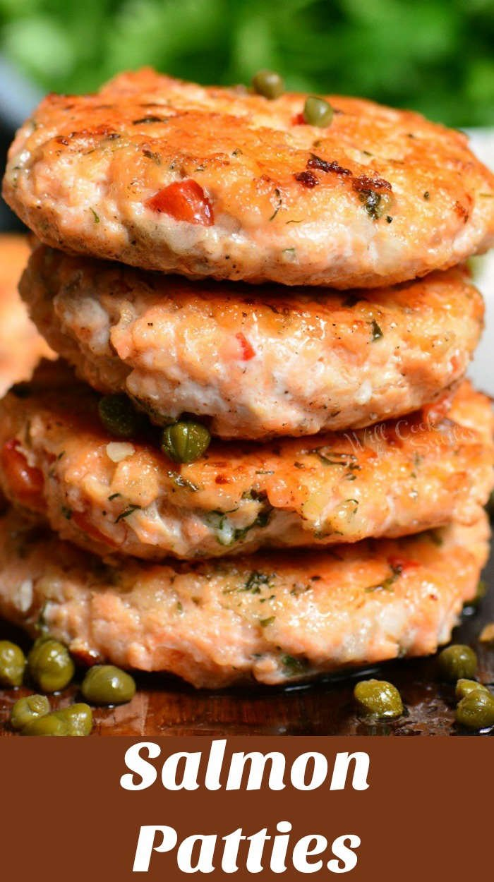 The best Salmon Patties!