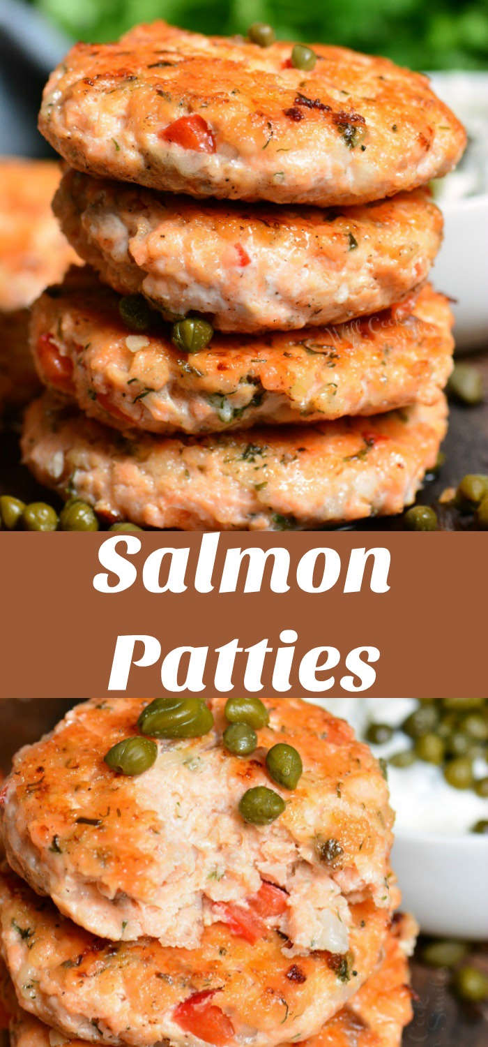 The Best Salmon Patties