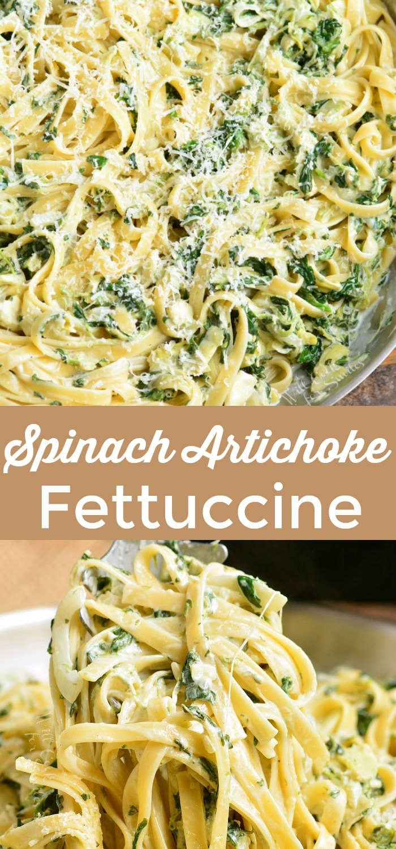 fettuccine recipe