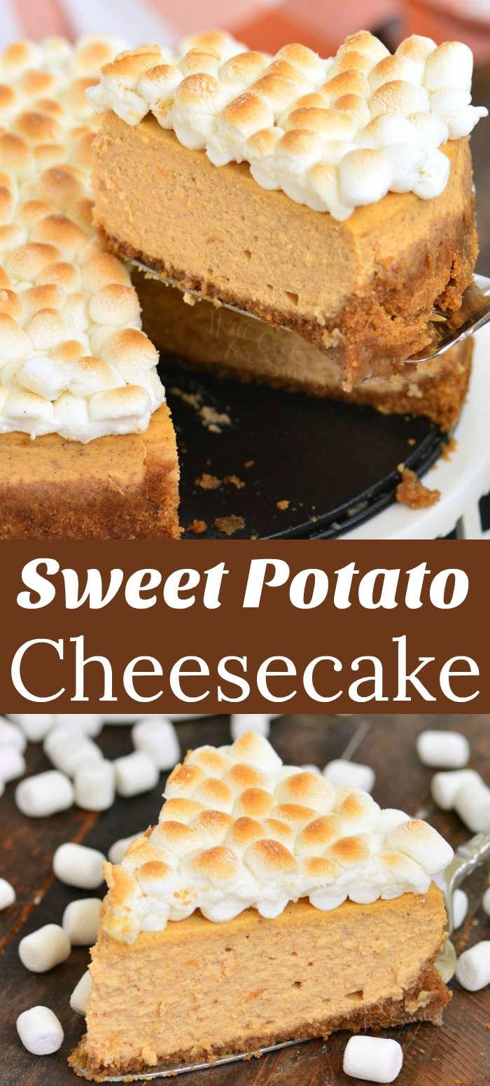 sweet potato collage