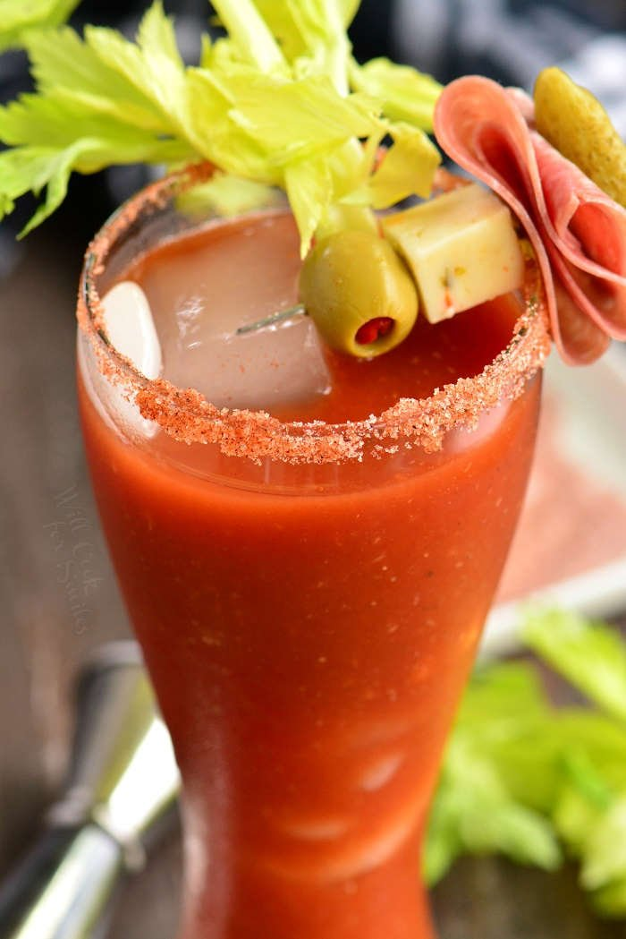 Bloody Mary Spicy Flavorful And Easy Cocktail Recipe