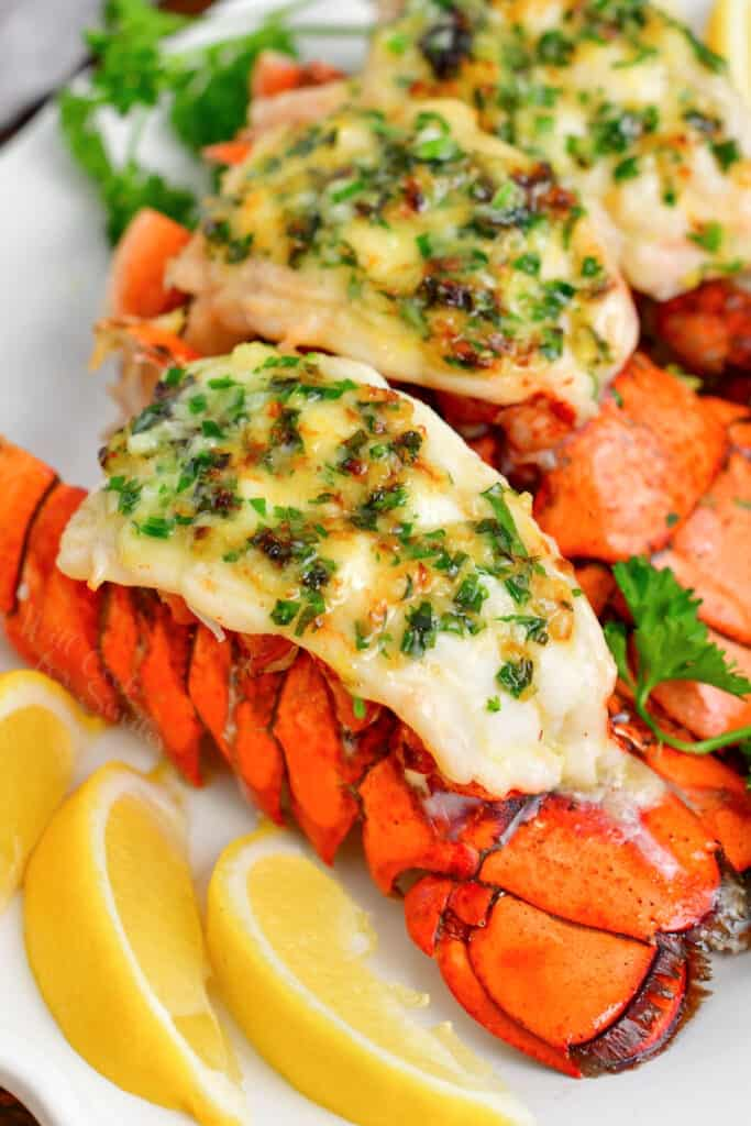 Lobster Tails Recipe How To Cook The Best Broiled Lobster Tails